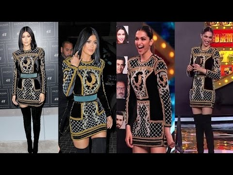 Xxx Mp4 Deepika Padukone Copies Kylie's Look For 'XxX' Trailer Launch At BB10 3gp Sex