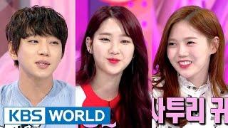 Hello Counselor - Hwang Chiyeul, Hyojung, Jiho [ENG/2017.04.17]