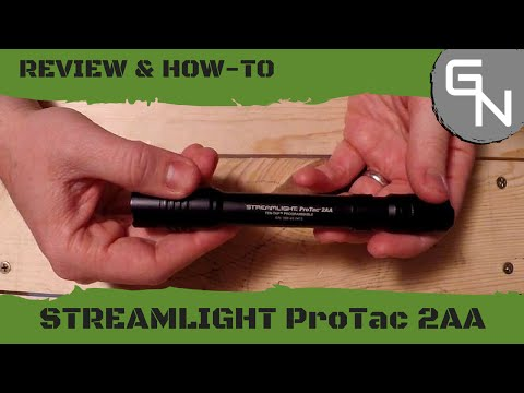 Xxx Mp4 How To Review The Ten Tap Programmable Streamlight ProTac 2AA 3gp Sex