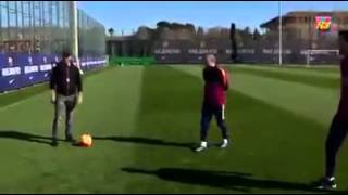 Messi!!!!! Magic!!!!