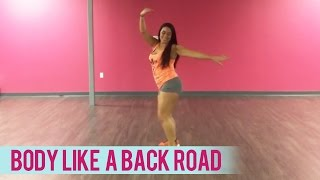 Sam Hunt - Body Like A Back Road (Dance Fitness with Jessica)