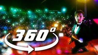 360° Video | Darshan Raval Live Performance in Ahmedabad