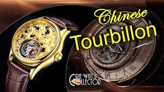 Unboxing of the First Chinese Original Seagull Tourbillon Movement Watch | The Watch Collector
