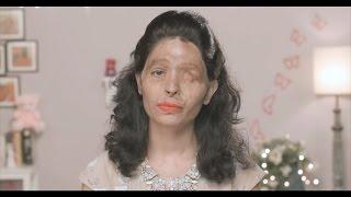 Acid Burn Survivor Creates Makeup Tutorials to Raise Awareness