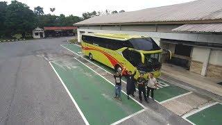 UNBOXING THE BUS! KAROSERI LAKSANA SR 2 HD PRIME 'LEGACY' Mercedes Benz  OH 1626