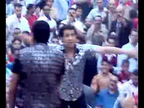 محمود الحسينى و سعد فى فرح