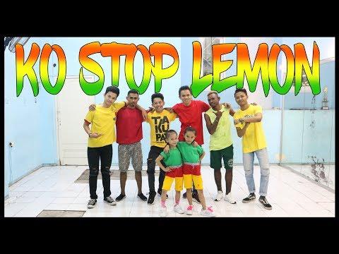 GOYANG KO STOP LEMON - SUNSET SQUAD FAMILY | Choreography by Diego Takupaz