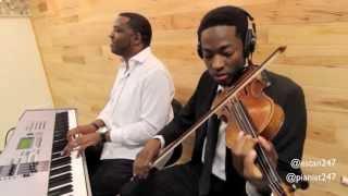 Glory - John Legend, Common (Violin and Piano)