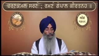 Page 1353 To 1364 Shri Guru Granth Sahib Santhia Path By Giani Jagtar singh Jachak
