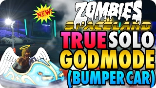 Zombies In Spaceland Glitches: New! True GodMode (Bumper Cars) - Infinite Warfare