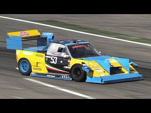 Xxx Mp4 The CRAZIEST Homemade Race Car EVER Fiat X1 9 With Yamaha R1 Engine Active Aero 3gp Sex