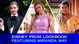Disney Prom Lookbook Featuring Miranda May | Disney Style