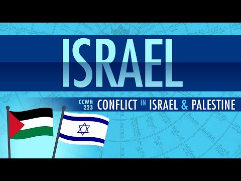Xxx Mp4 Conflict In Israel And Palestine Crash Course World History 223 3gp Sex