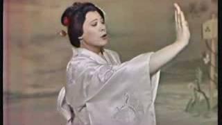"Re: Renata Tebaldi ""Un bel di vedremo"""