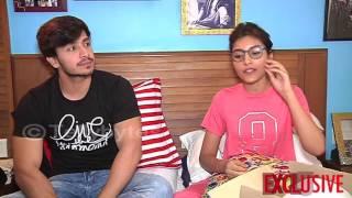 Param Singh and Harshita Gaur aka Randhir and Sanyukta of Sadda Haq-Interview BLOOPERS