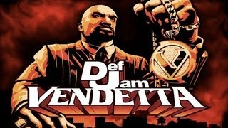Def Jam Vendetta *Intro* (HD)