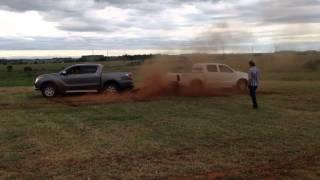 Toyota Hilux vs. Mazda bt50