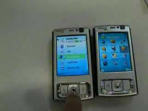 Comparing real Nokia N95 to counterfeit fake Nokia N95