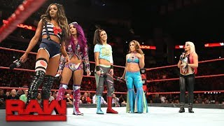 Who will be next to challenge Alexa Bliss?: Raw, Nov. 20, 2017