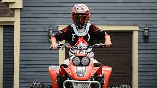 ATV Movie Clip #8: Trail riding - Adventure Club Dreams