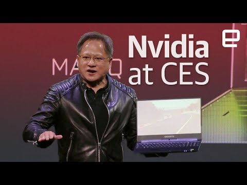 Xxx Mp4 NVIDIA S CES 2018 Event In Less Than 10 Minutes 3gp Sex