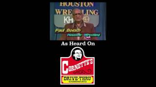 Jim Cornette on The Layout Of The Texas Territory