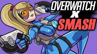 Overwatch but with Nintendo Characters!