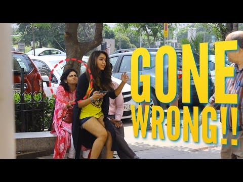 Extreme Sitting On People|Gone Wrong|Pranks In India|