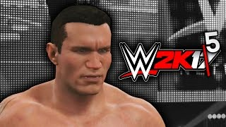 THROWBACK TO WWE 2K15!! TWO RANDY'S!? CRAZIEST RKO!!