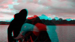 Heavy metal music video demo, 3D anaglyph version