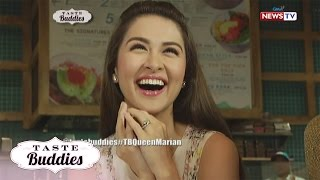 Taste Buddies: Marian Rivera, may ibubunyag!