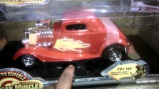 American Muscle '34 Ford Model Car