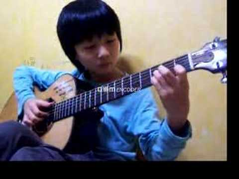 (Extreme) More Than Words - Sungha Jung