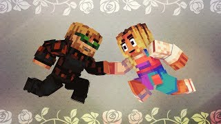 PEWDIEPIE AND MARZIA'S WEDDING CREATED IN MINECRAFT Animation
