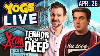 TERROR FROM THE DEEP [12] - Lewis & Ben Save The World - 26th April 2017