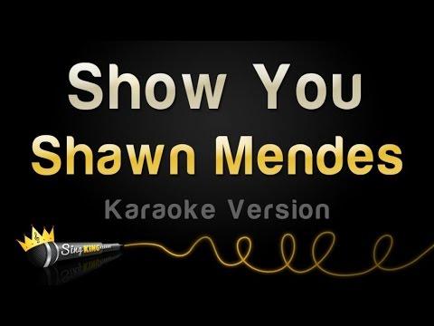 Xxx Mp4 Shawn Mendes Show You Karaoke Version 3gp Sex