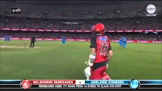 Gayle storm - fastest 50
