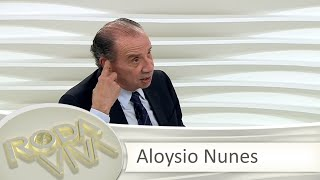 Roda Viva | Aloysio Nunes | 05/09/2016