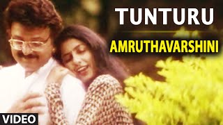 Tunturu Video Song I Amruthavarshini I Gangadhar