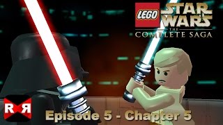 LEGO Star Wars: The Complete Saga - Episode 5 Chapter 5 - iOS / Android Walkthrough