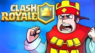 Clash Royale: PRIMEIRA VEZ JOGANDO ‹ EduKof ›