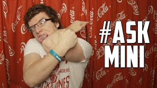 #AskMini - MY FIRST EVER VIDEO & BEING A WOMAN!