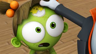 Funny Animated Cartoon | Spookiz | Who Did This To You Zizi?! | 스푸키즈 | Cartoon For Children