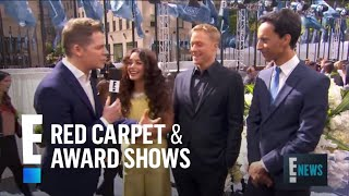 """Powerless"" Cast Dishes on New NBC Series 