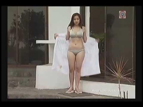Cristine Reyes Showering