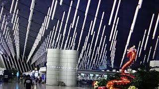 Shanghai Pudong International Airport, Shanghai, China