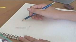 EASY DRAWING TECHNIQUES - The Basics: Sketching & Shading