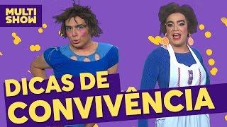 Dicas de Convivência   Treme Treme   TVZ Ao Vivo   Música Multishow