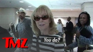 Barbara Eden Flashes the Goods -- I Dream of Jeannie | TMZ