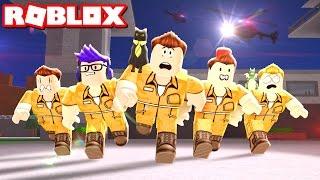 Roblox Adventures - THE CRAZIEST JAIL BREAK IN ROBLOX! (Roblox Jailbreak)